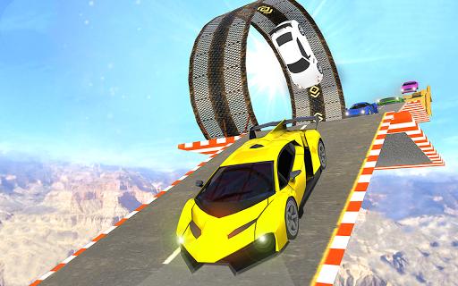 Mega Ramp Car Simulator Game- New Car Racing Games screenshot 6