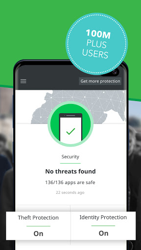 Mobile Security, Antivirus, ID Protection: Lookout screenshot 2