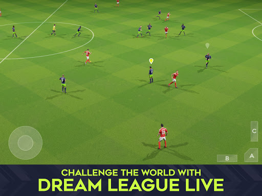 Dream League Soccer 2021 स्क्रीनशॉट 22