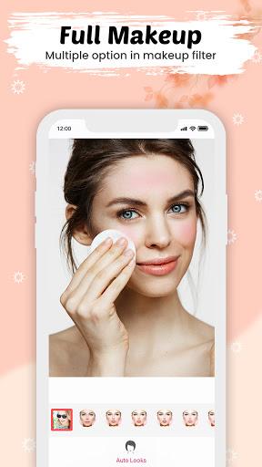 You face Makeup photo editor screenshot 1