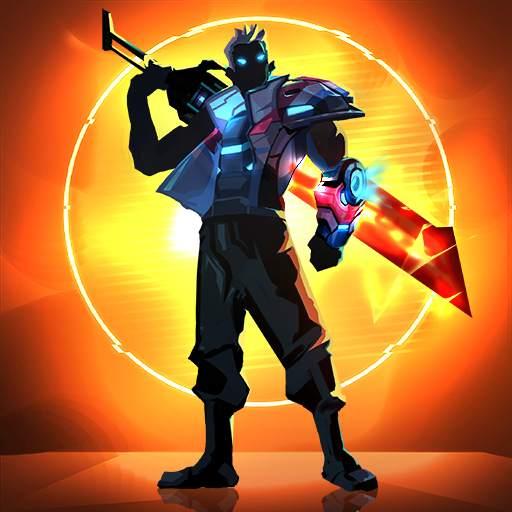 Cyber Fighters: League of Cyberpunk Stickman 2077 on APKTom