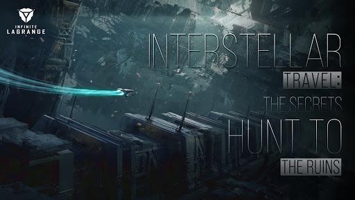 Infinite Lagrange screenshot 5
