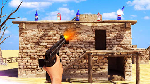 Bottle 3D Shooting Expert screenshot 5