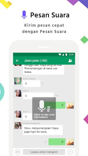 MiChat - Chat Gratis & Bertemu dengan Orang Baru screenshot 6