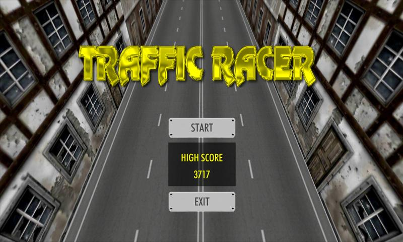 Traffic Racer 1 تصوير الشاشة