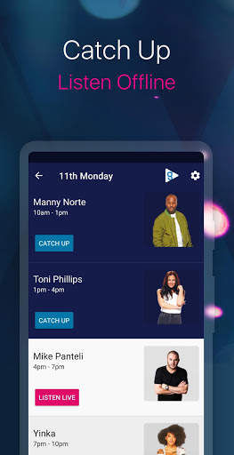 Capital XTRA Radio App screenshot 3
