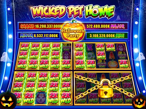 Jackpot World™ - Free Vegas Casino Slots 9 تصوير الشاشة