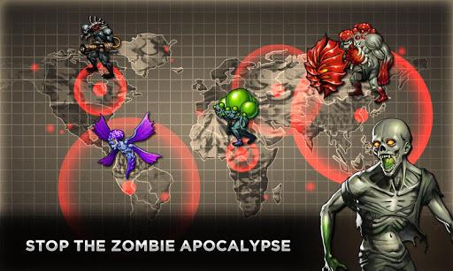 Robots Vs Zombies Attack screenshot 3