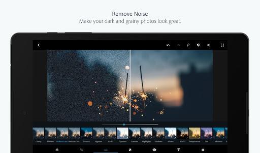 Adobe Photoshop Express:Photo Editor Collage Maker screenshot 12