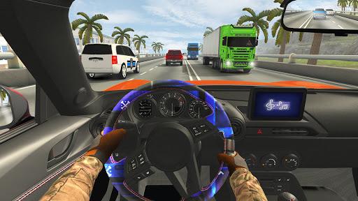 Highway Driving Car Racing Game : Car Games 2020 2 تصوير الشاشة