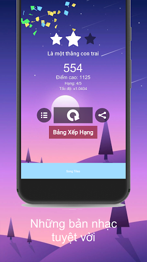 Song Tiles - Song gio Bac phan - Magic Tiles Piano 7 تصوير الشاشة