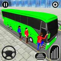 City Passenger Coach Bus Simulator: Bus Driving 3D on 9Apps