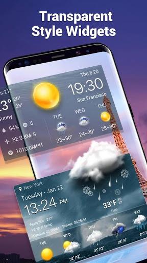 Amber Weather&Radar Free screenshot 6