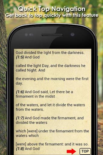 The Holy Bible : Free Offline Bible screenshot 4