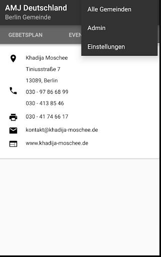 AMJ Deutschland screenshot 4