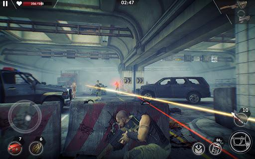 Left to Survive: Apocalypse & Dead Zombie Shooter screenshot 13