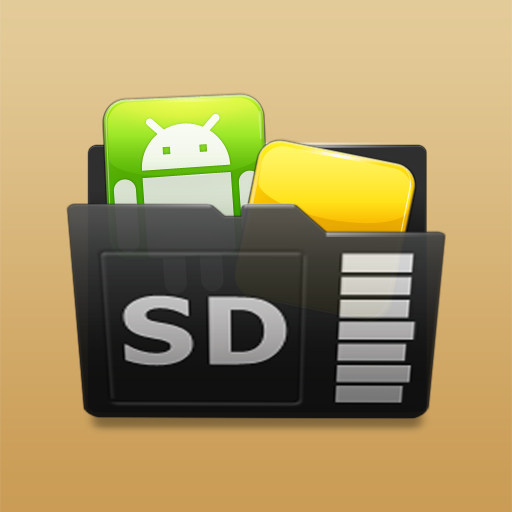 AppMgr III (App 2 SD, Hide and Freeze apps) icon