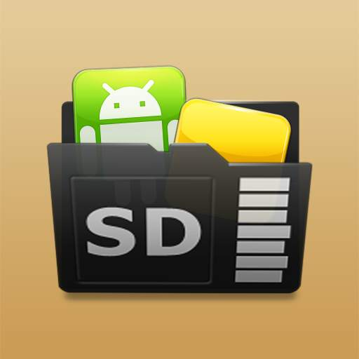 AppMgr III (App 2 SD, Hide and Freeze apps)