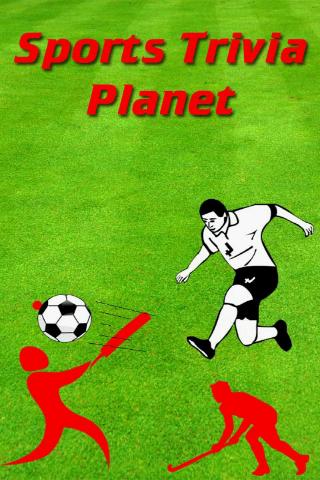 Sports Trivia Planet 1 تصوير الشاشة