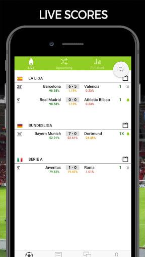 Football AI: Bet Picks & Soccer Predictions screenshot 6