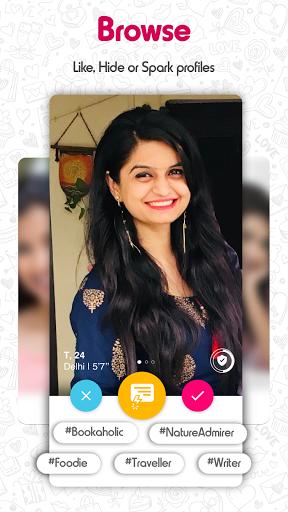 TrulyMadly - Dating app for Singles in India 1 تصوير الشاشة