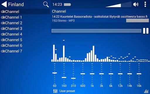 ProgTV Android screenshot 9