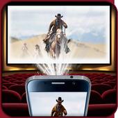 Video Projector - Simulator icon