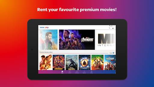 Tata Sky Mobile- Live TV, Movies, Sports, Recharge screenshot 23