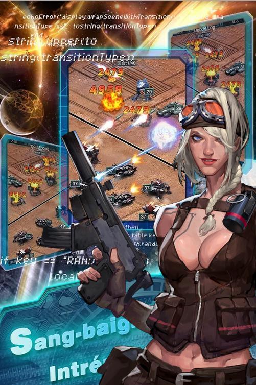 Empires&War: Blood Q Invasion 2 تصوير الشاشة
