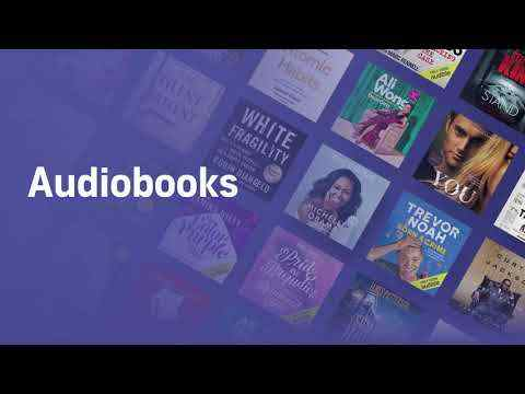 Audible: audiobooks, podcasts & audio stories screenshot 1