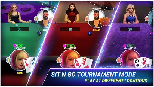 Poker Offline 4 تصوير الشاشة