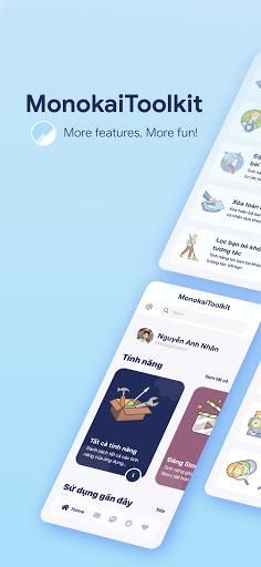 MonokaiToolkit - Super Toolkit for Facebook Users screenshot 1