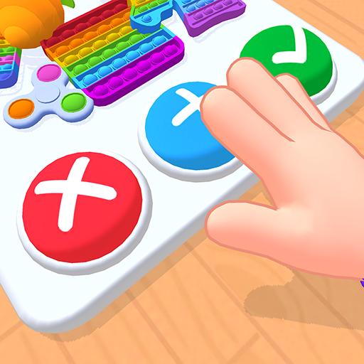 Fidget Toys Trading: Pop It Games & Fidget Trade icon