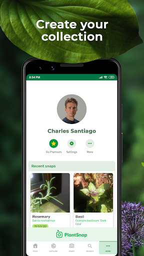 PlantSnap - FREE plant identifier app screenshot 5
