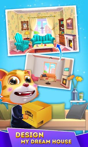 Cat Runner: Decorate Home screenshot 4