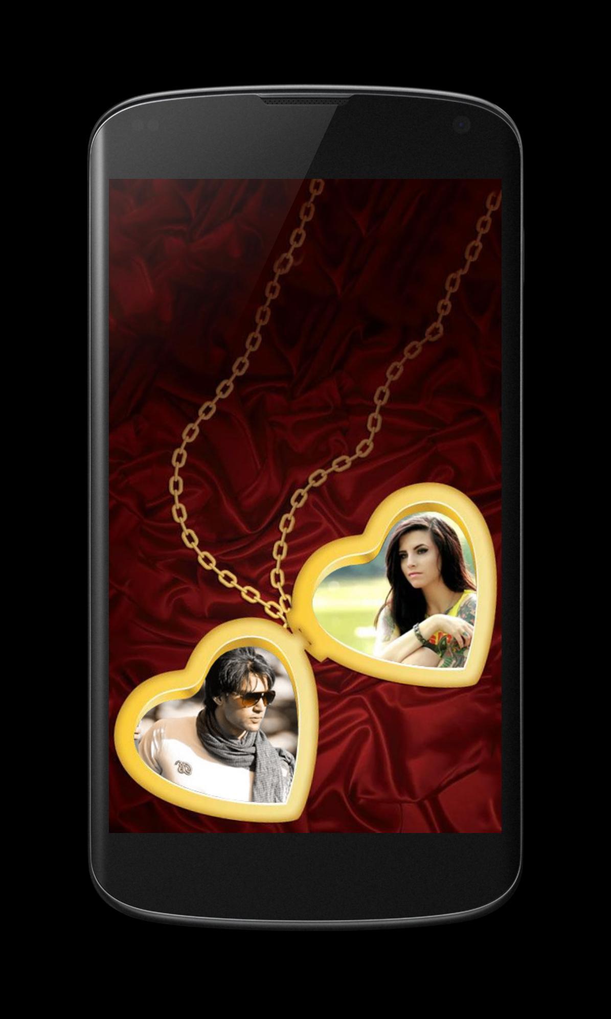 Love Locket Photo Frames screenshot 3