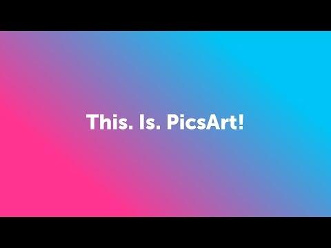 PicsArt Photo Editor & Collage Maker - 100% Free screenshot 1