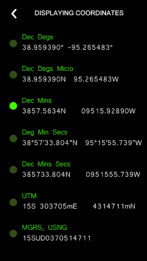 Digital Compas, Gps Status, Sensor information screenshot 7