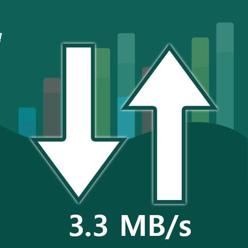 Internet Speed Meter & Speed Test icon