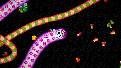 Worms Zone .io - Voracious Snake screenshot 1