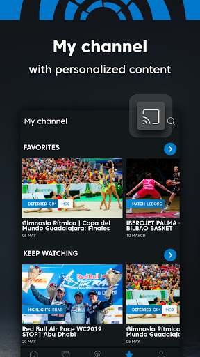 LaLiga Sports TV - Live Sports Streaming & Videos screenshot 7