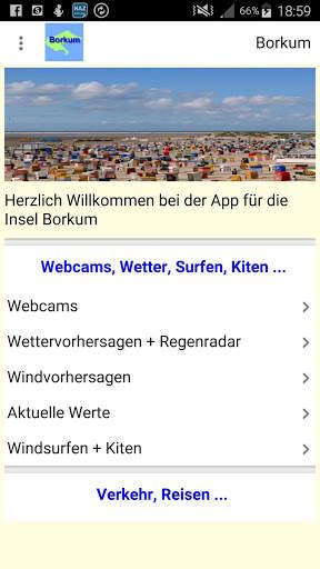 Borkum App für den Urlaub screenshot 10