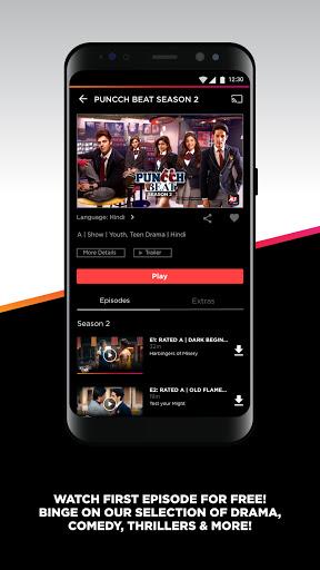 ALTBalaji - Watch Web Series, Originals & Movies screenshot 3