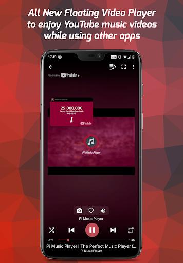 Pi Music Player - Free Music Player, YouTube Music screenshot 2