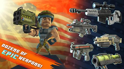 Major Mayhem 2 - Gun Shooting Action screenshot 3