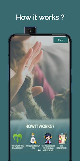DrPetsApp - Consult Veterinary Doctor Online 24x7 screenshot 2