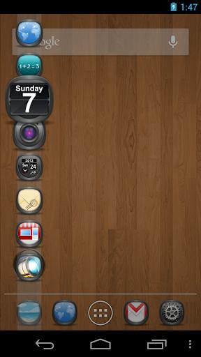 CircleLauncher Swipe screenshot 4