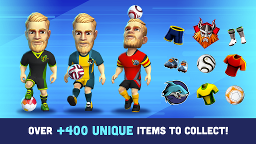 Mini Football - Mobile Soccer screenshot 5