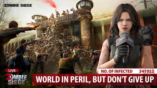 Zombie Siege: Last Civilization 2 تصوير الشاشة