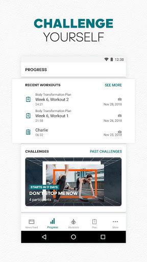 adidas Training by Runtastic - Workout Fitness App screenshot 5